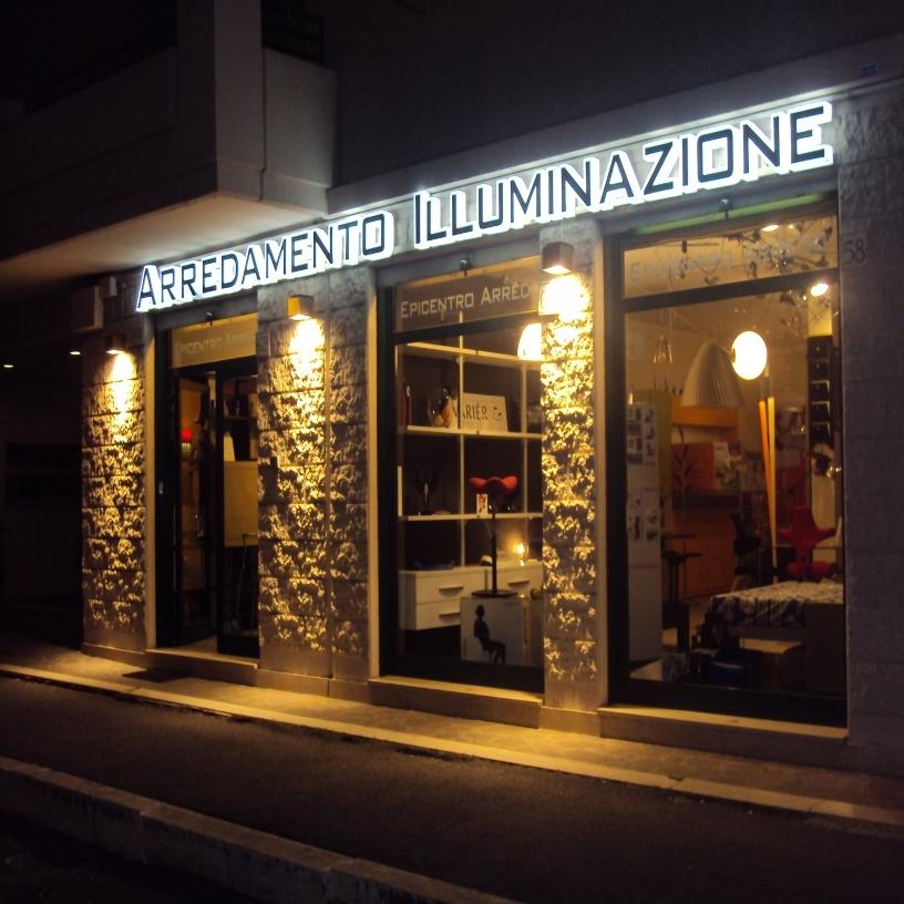 Negozio mobili e lampade - Illuminotecnica a Roma Eur - MOBILI A ...