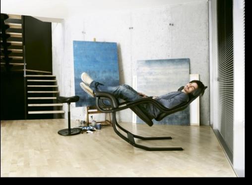 Sedia ergonomica stokke variable balans di varier finest ergomodo