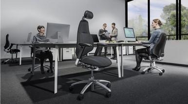Sedie Per Ufficio Hag : Hag promozioni ergonomia ufficio epicentro arredo:mobili a