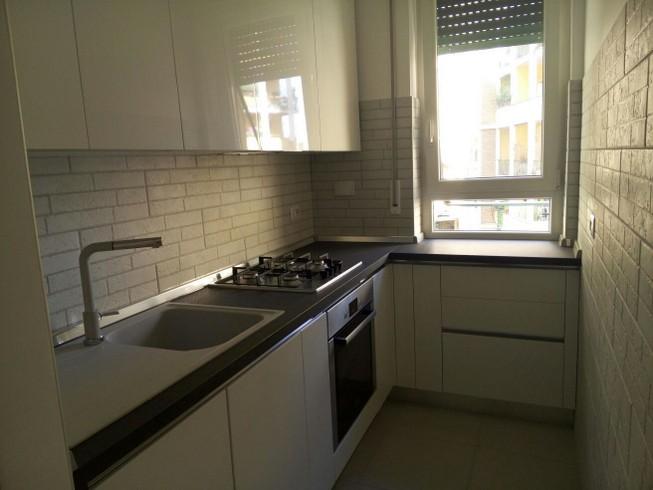 Cucina panoramica - Realizzazioni... - MOBILI A SCOMPARSA E ...