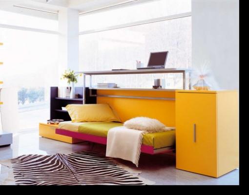 Camerette - Mobile letto richiudibile ...