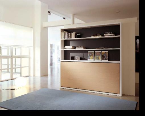 Letti Trasformabili con modelli e soluzioni richiudibili a parete ...